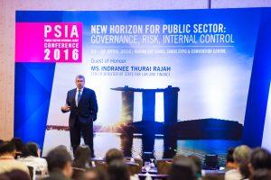 EF at IIA 2016 Conf Singapore