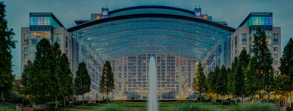 Eric Feldman attending the 2019 ECI Fellows Meeting in Washington, D.C. — Jan. 9–10