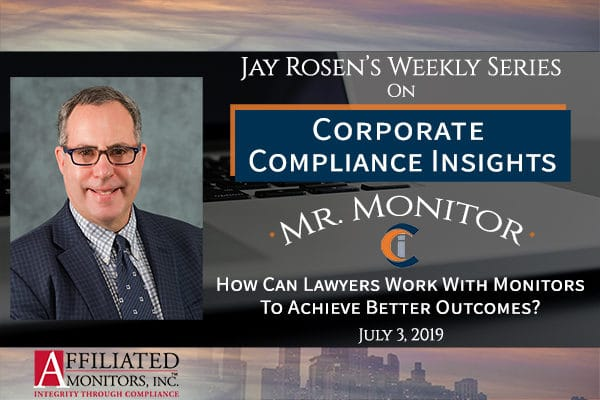 Jay Rosen on How lawyers can engage monitors