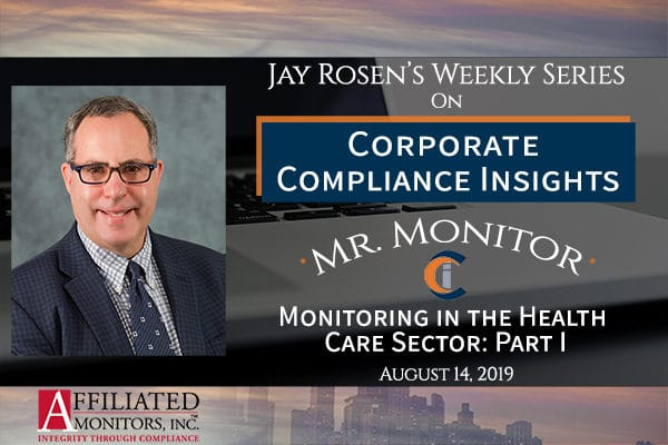 Jay Rosen, Mr. Monitor