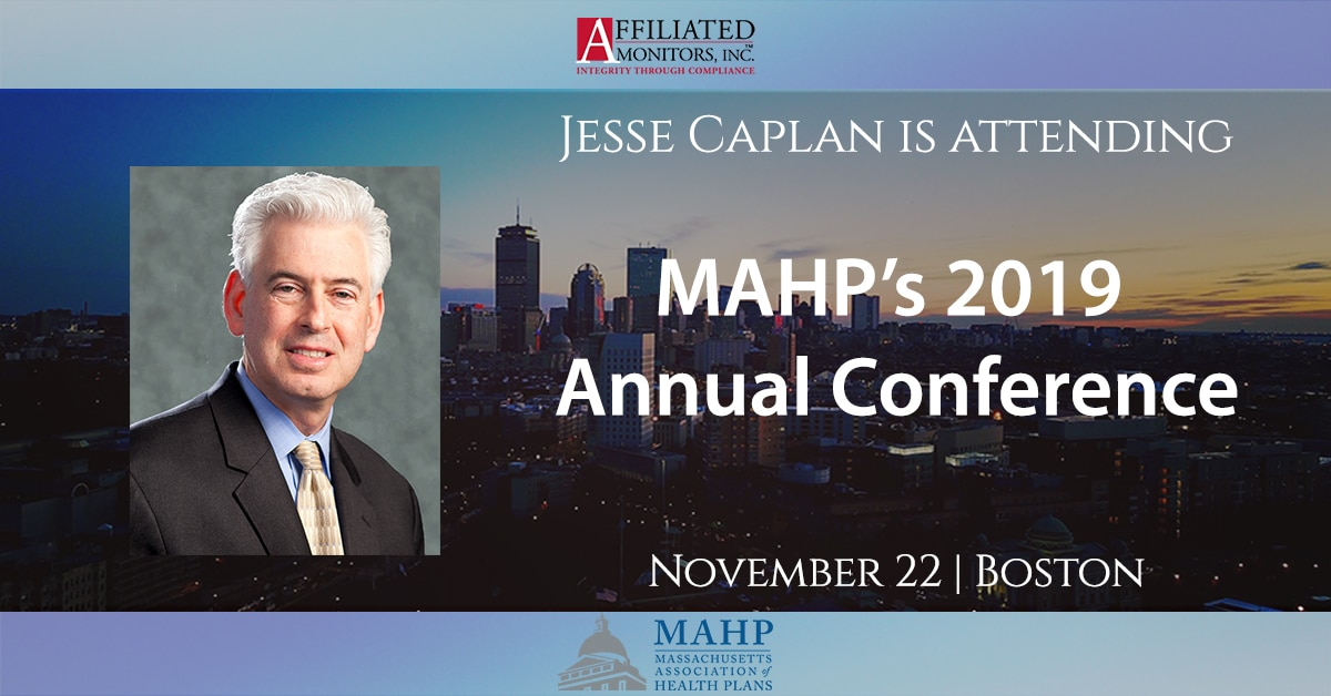 promotion for Jesse Caplan's conference visit for AMI