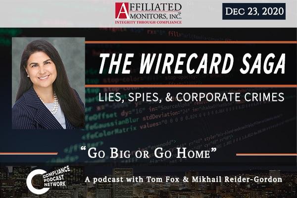 Promotional image for Mikhail Reider-Gordon's latest podcast episode
