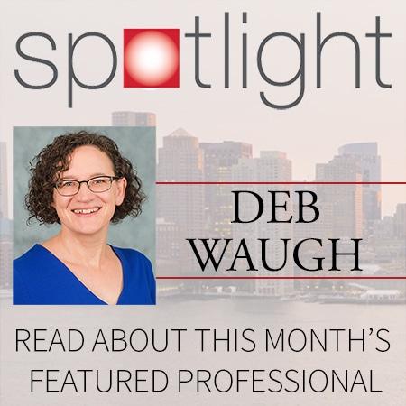 Deb Waugh - Employee Spotlight for May 2021
