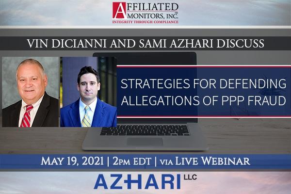Vin DiCianni webinar promo with Sam Azhari