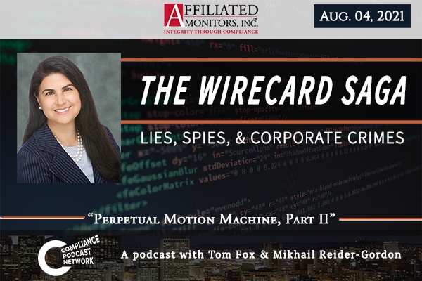 """FCPA Compliance Report: """"Cristina Revelo – A PhD in Compliance"""" — An FCPA Podcast Episode with Tom Fox"""